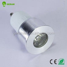 China High Quality Aluminum 35mm GU10 LED Dimmable