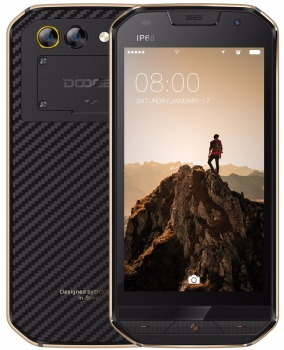 Wholesale DOOGEE S30 5inch MTK6737V 5580mAh 2A Fast Charge 16GB 4G B20 Band Rugged Smartphone