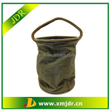 Wholesale Large Military Canvas Bucket Bag
