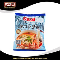 Hot spicy chinese taste bowls instant noodles