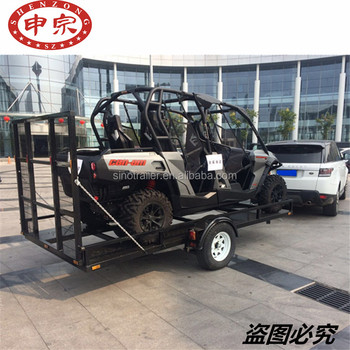 ATV and UTV utility small Trailer