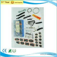 motorcycle repair tools kit of 66pcs for bicycle