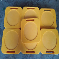 UHMWPE High Strength Portable HDPE Crane Outrigger Pads/ board/plate/sheet