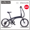 2016 New Fashion 20'' Alloy folding mini wheel electric bicycle scooter motor electric scooter 250w folding electric