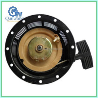Hand Pulling Recoil Cultivator Starter Assembly for Power Tiller