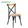 Home use new style steel frame bar chair industrie