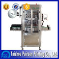 Cheap automatic shrink sleeve labeling packing machine