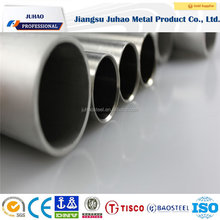 SCH20 polishing welded stainless steel ASTM A312 T304/304L pipe price