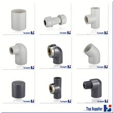 pressure pipe and pipe fittings factory best price rubber compression fitting