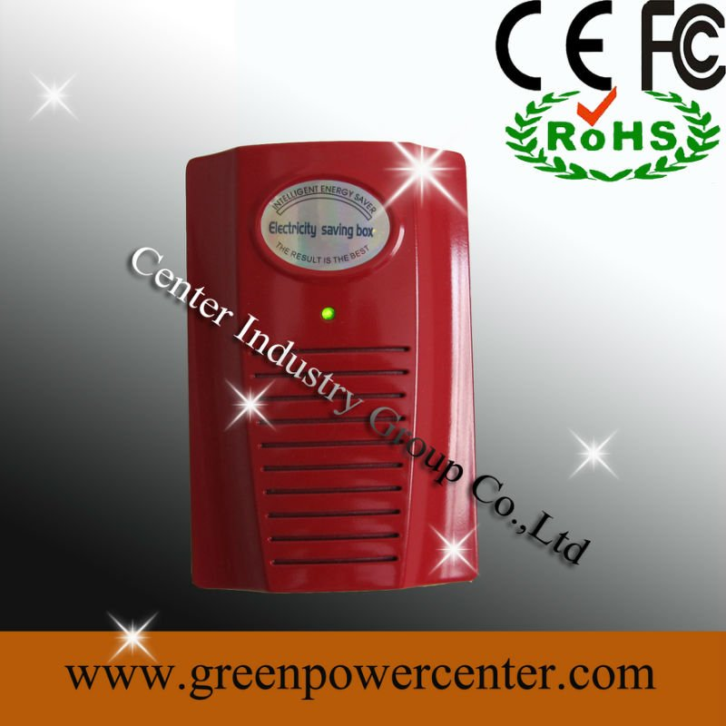 OEM Made in china with CE FCC ROHS Certification electric power saver 25kw 19kw power saving box Home energy saver box