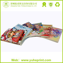 Custom design Guangzhou high quality in customized size leaflet 2017 four color printing industrial safety posters