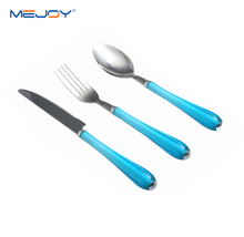 Fashion and popular wholesale printed plastic cutlery