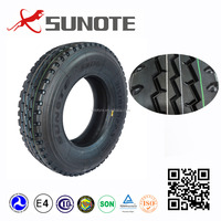 china semi truck tire 1200x20 with inner tube