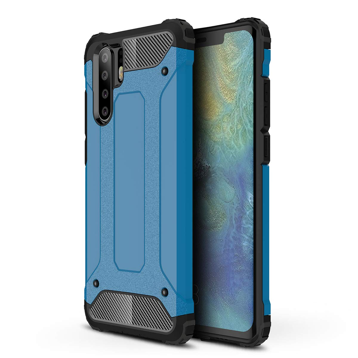 Wholesale Shockproof Case Soft TPU Hard PC Armor Phone Case For Huawei P30 Pro