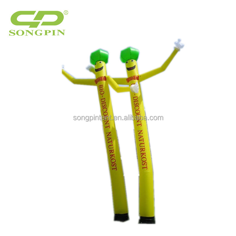 outdoor promotional product lively inflatable air dancer for event & party