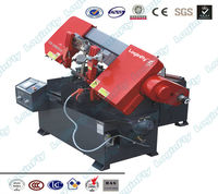 China Loginfly Brand High Quality Metal Band saw Machine Automatic Cutter