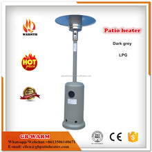 outdoor garden flame gas patio heater
