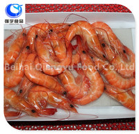 frozen Cooked vannamei shrimp price of shrimp