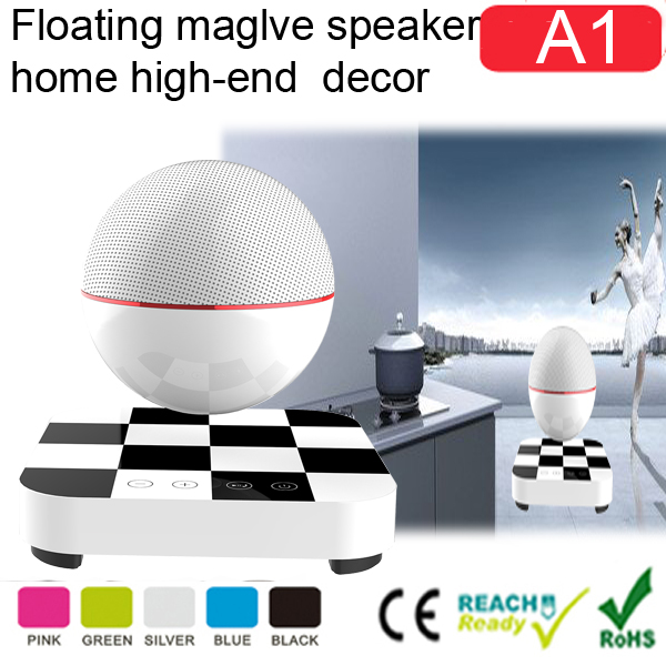 latest technology in gadgets Bluetooth magnetic speakers,Portable Levitating Bluetooth Speaker