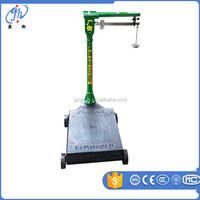 500kg 450x600 mechanical weighing scale / platform scale 500kg 450x600 mechanical weighing .