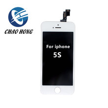 Tianma Original High Quality Screen Lcd Display Panel For Iphone 5s Digitizer