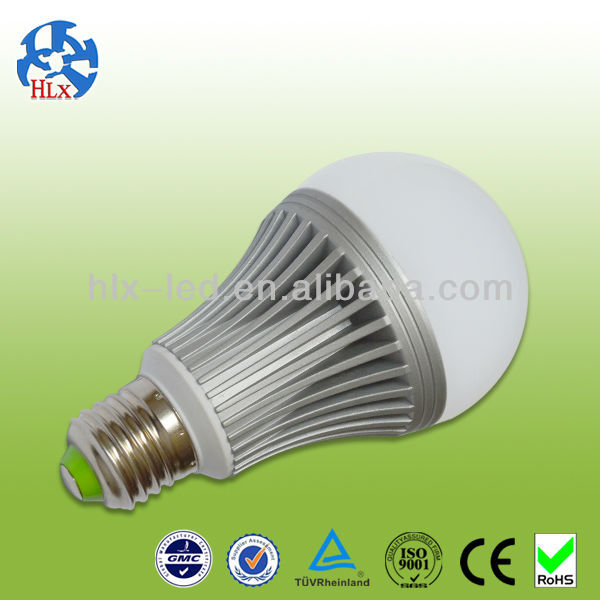 Neutral white led bulb e14 used in market,office,parking ground