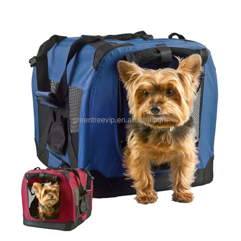foldable oxford new soft pet dog house for wholesale