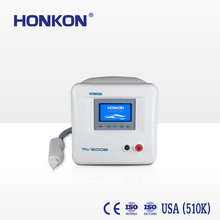 HONKON Best Quality Tattoo Removal Vertical Q Switched Nd YAG Laser Salon Equipment Machine For Sale