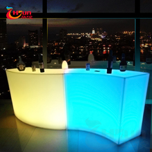 LED FURNITURE/LED COMMERCIAL BAR COUNTER/LED TABLE