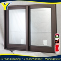 Aluminum profile slide windows comply with Australian standards & NZ standard