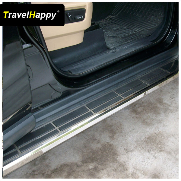 Fancy Personalized side step for Land Rover Discovery 4