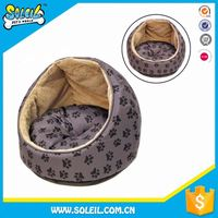 Novel Design Soft Polyester Dog House Outdoor