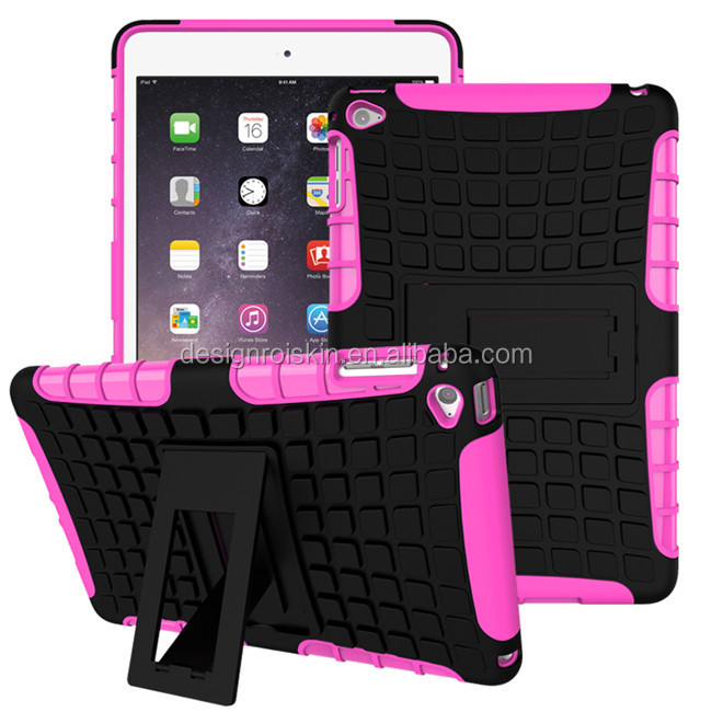 Plastic material best cheap price for ipad mini 4 cover case