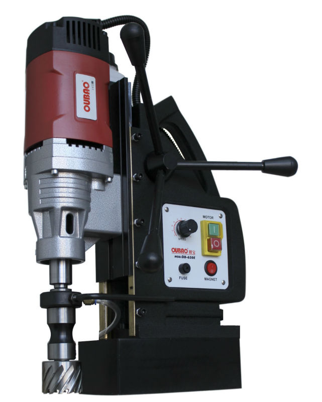 65mm Portable Magnetic Drilling machine