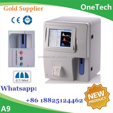 Full set of hematology spare parts: keyboard, tubes, strips etc full auto hematology analyzer / Cheapest hematology machine A9