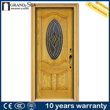 Multi functional timber veneered safety finger joint wood door frame from China