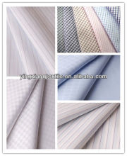2013 Fashionable Striped/Plain/Check shirt fabrics