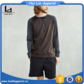 Wholesale mens clothing polyester sport long sleeves shirts mens sport shirt