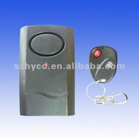 with package Wireless Remote Control Vibration Alarm