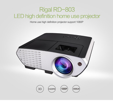 2017 Newest model Home use beamer HDMI projector led projector 1080P