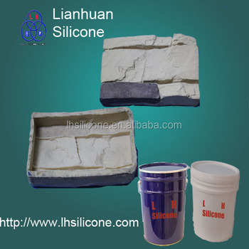 RTV M 25 Silicone Molds For Artificial Stone