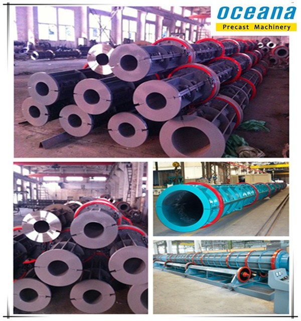 Precast Prestressed Electric pole factory price of concrete pole