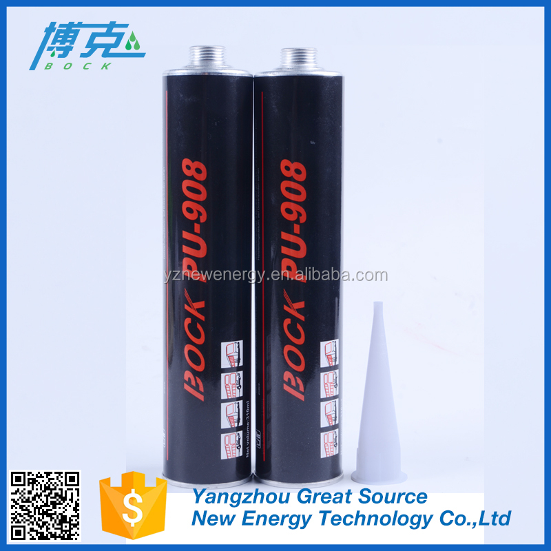 auto windshield Pu sealant adhesive high quality pu glass sealant