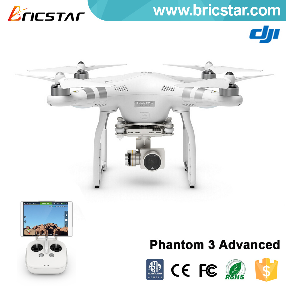 New Version dji phantom 3 advanced, professional drone with camera and gps