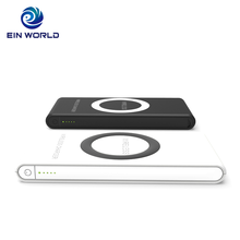 7000mah Hot selling qi wireless charger power bank for mobile phone