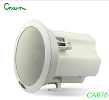CTRLPA CA876 Public Address System ceiling speaker with back cover treble and bass 40w