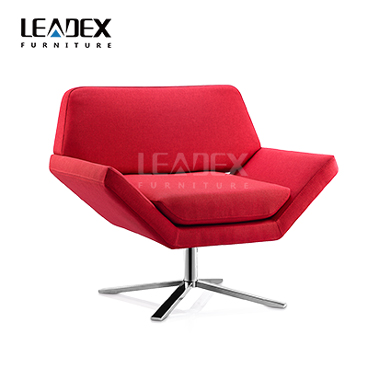 Factory direct sale chair furniture fabric office relaxing chair