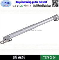 G6 factory price 20N,40N,60N.80N,100N,120N 6mm piston 15mm cylinder 245mm hole distance 268mm length cabinet gas lift