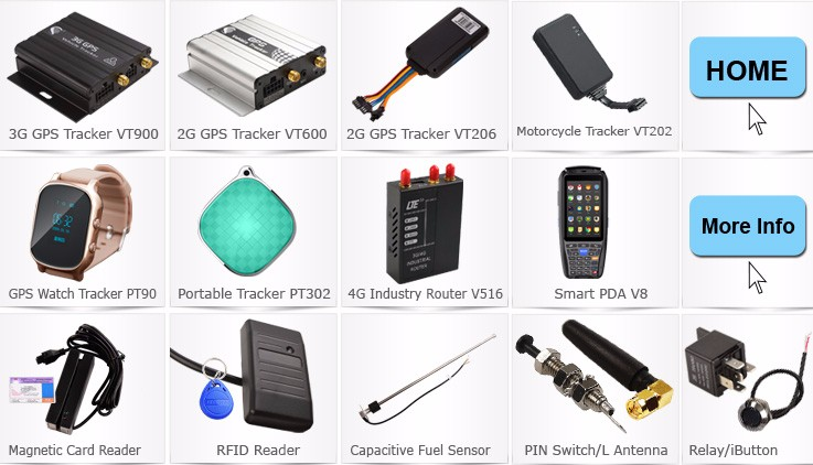 Cheap Price Mini GPRS GSM Motorcycle Mini GPS Tracker with ACC Detection and Engine Shut off