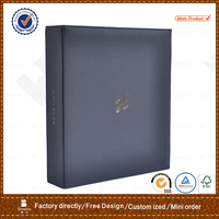 OFFICE Stationery customed multifunctional leather file folder/ document holder